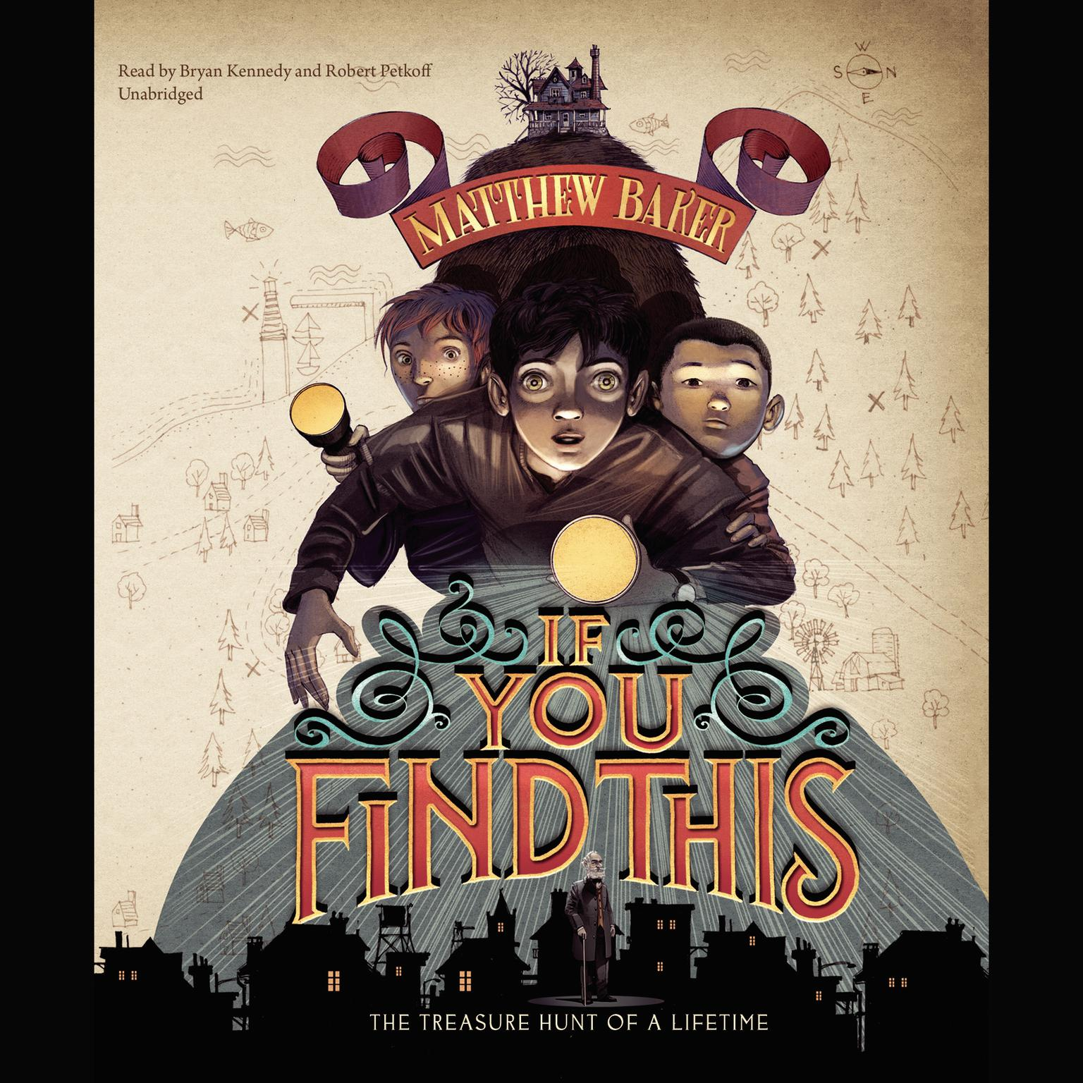 Printable If You Find This Audiobook Cover Art