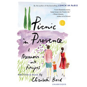 Picnic in Provence: A Memoir with Recipes Audiobook, by Elizabeth Bard
