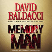 Memory Man, by David Baldacci|