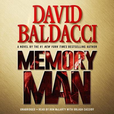 Memory Man Audiobook, by