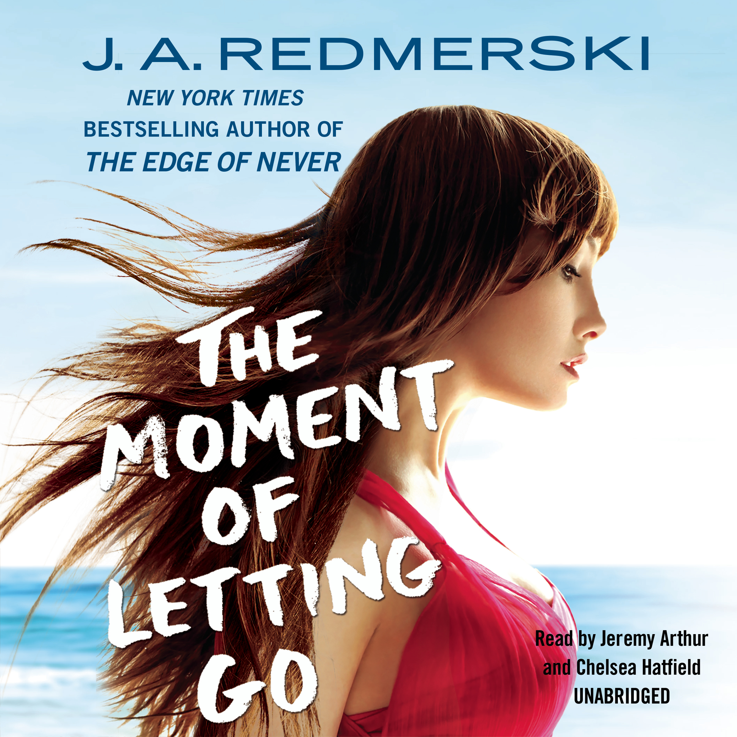 Printable The Moment of Letting Go Audiobook Cover Art