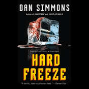 Hard Freeze Audiobook, by Dan Simmons
