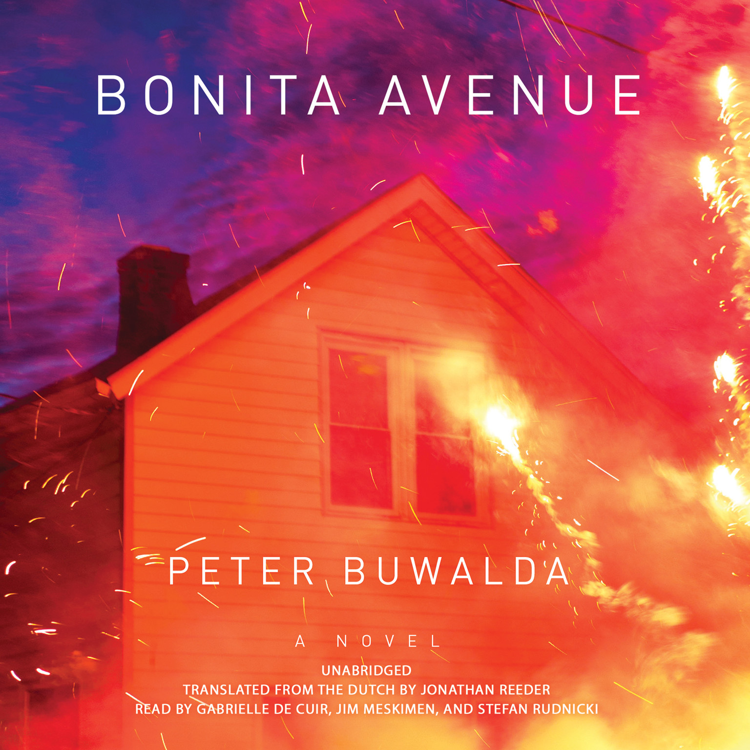 Printable Bonita Avenue: A Novel Audiobook Cover Art