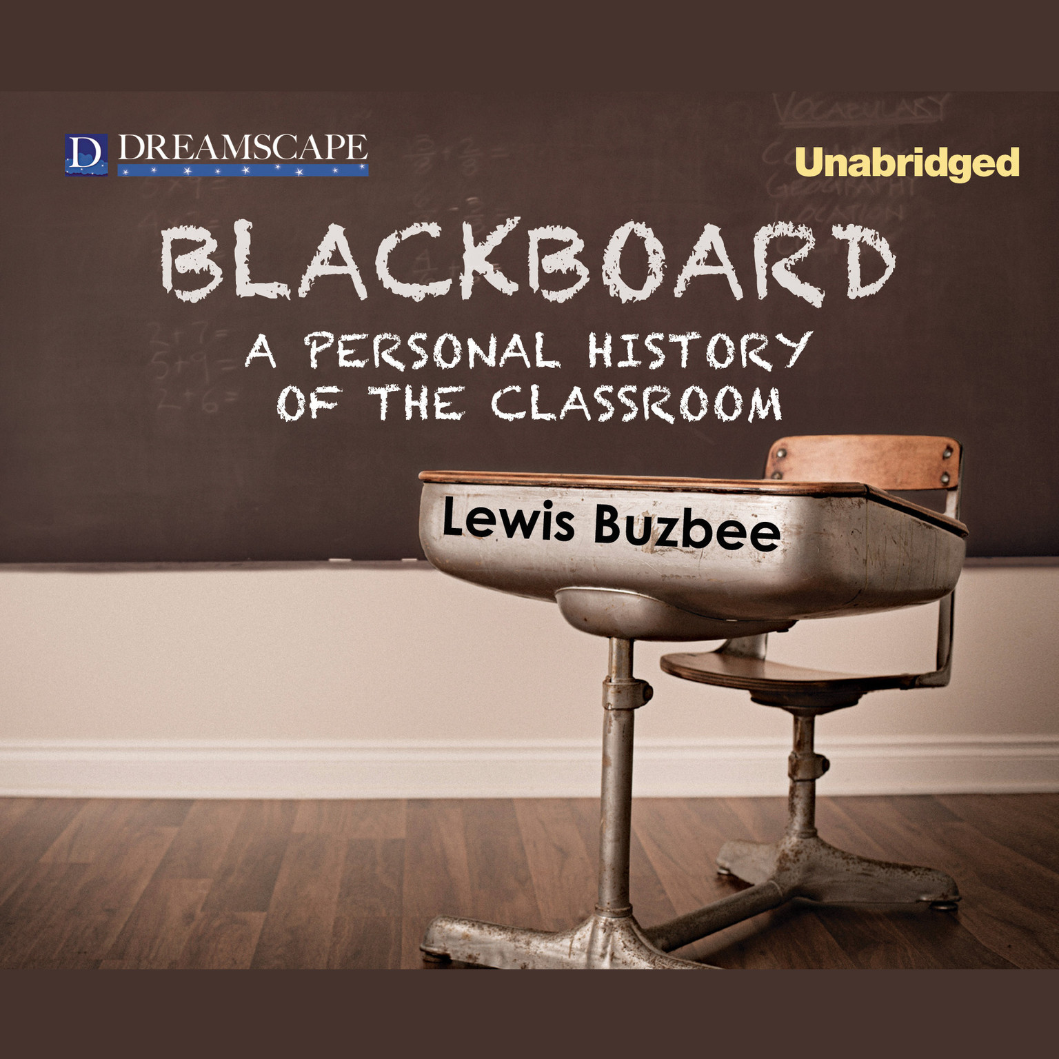 Printable Blackboard: A Personal History of the Classroom Audiobook Cover Art