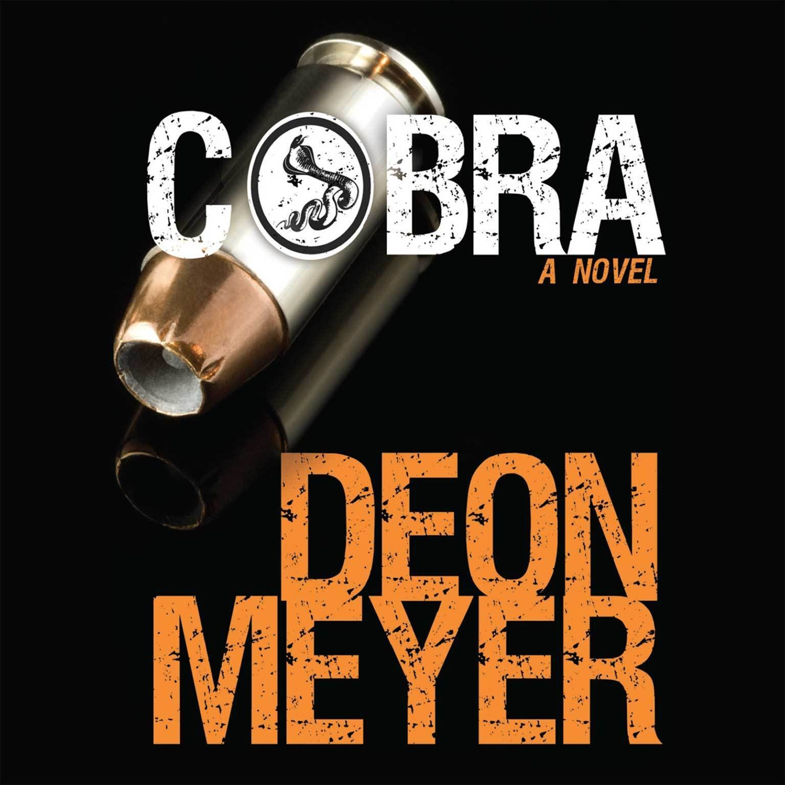 Printable Cobra Audiobook Cover Art