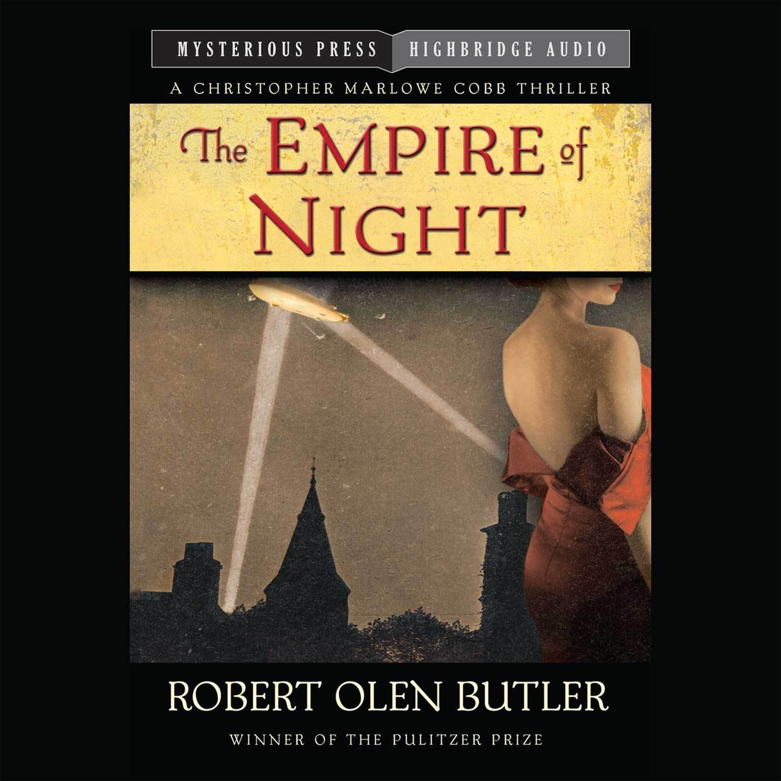 Printable The Empire of Night: A Christopher Marlowe Cobb Thriller Audiobook Cover Art