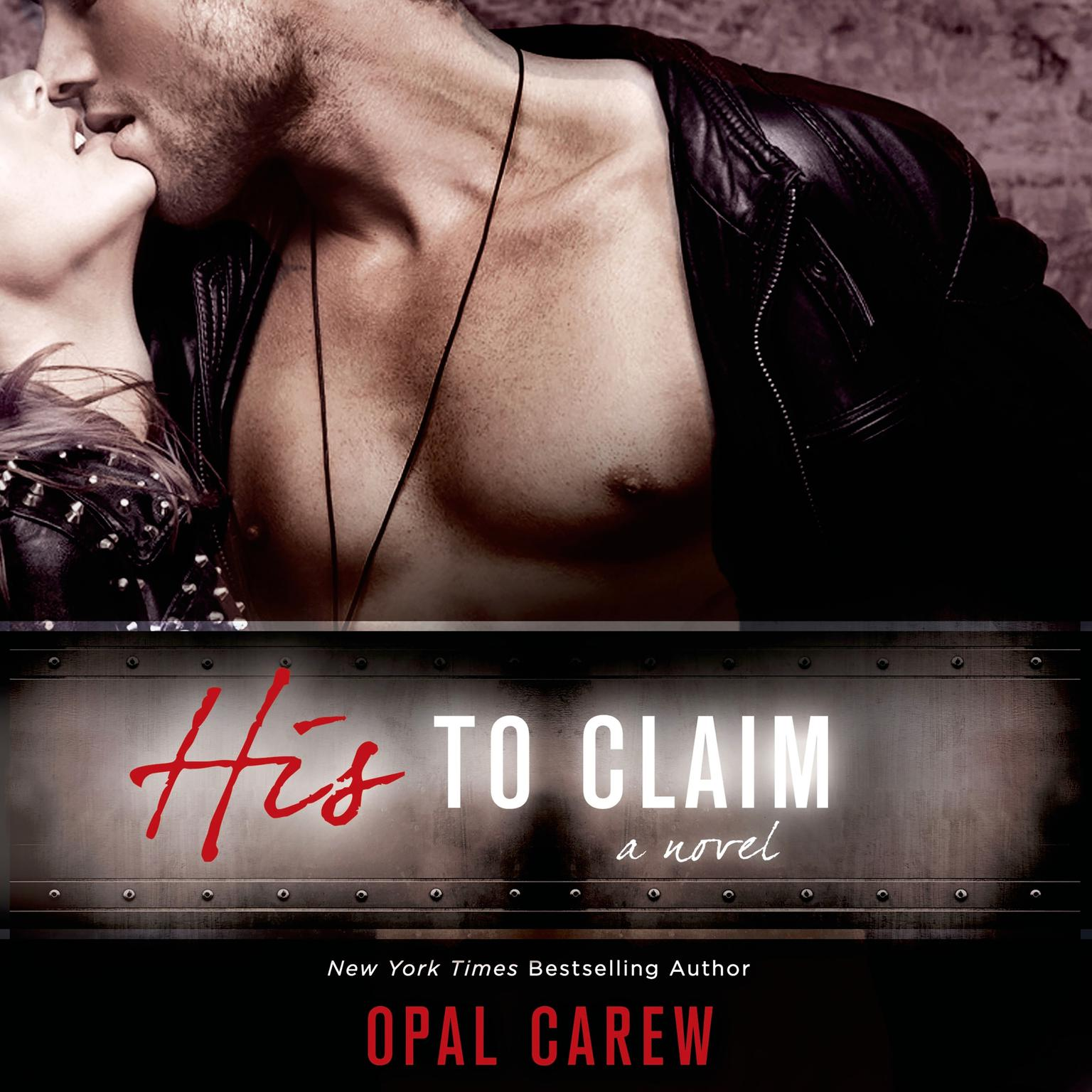 Printable His to Claim: A Novel Audiobook Cover Art
