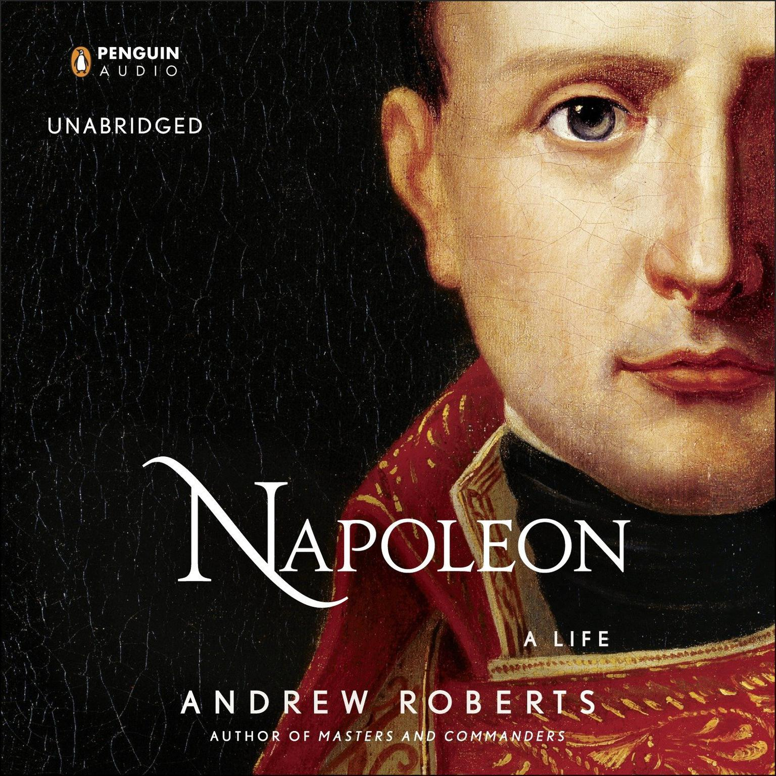 Printable Napoleon: A Life Audiobook Cover Art