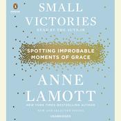Small Victories: Spotting Improbable Moments of Grace Audiobook, by Anne Lamott