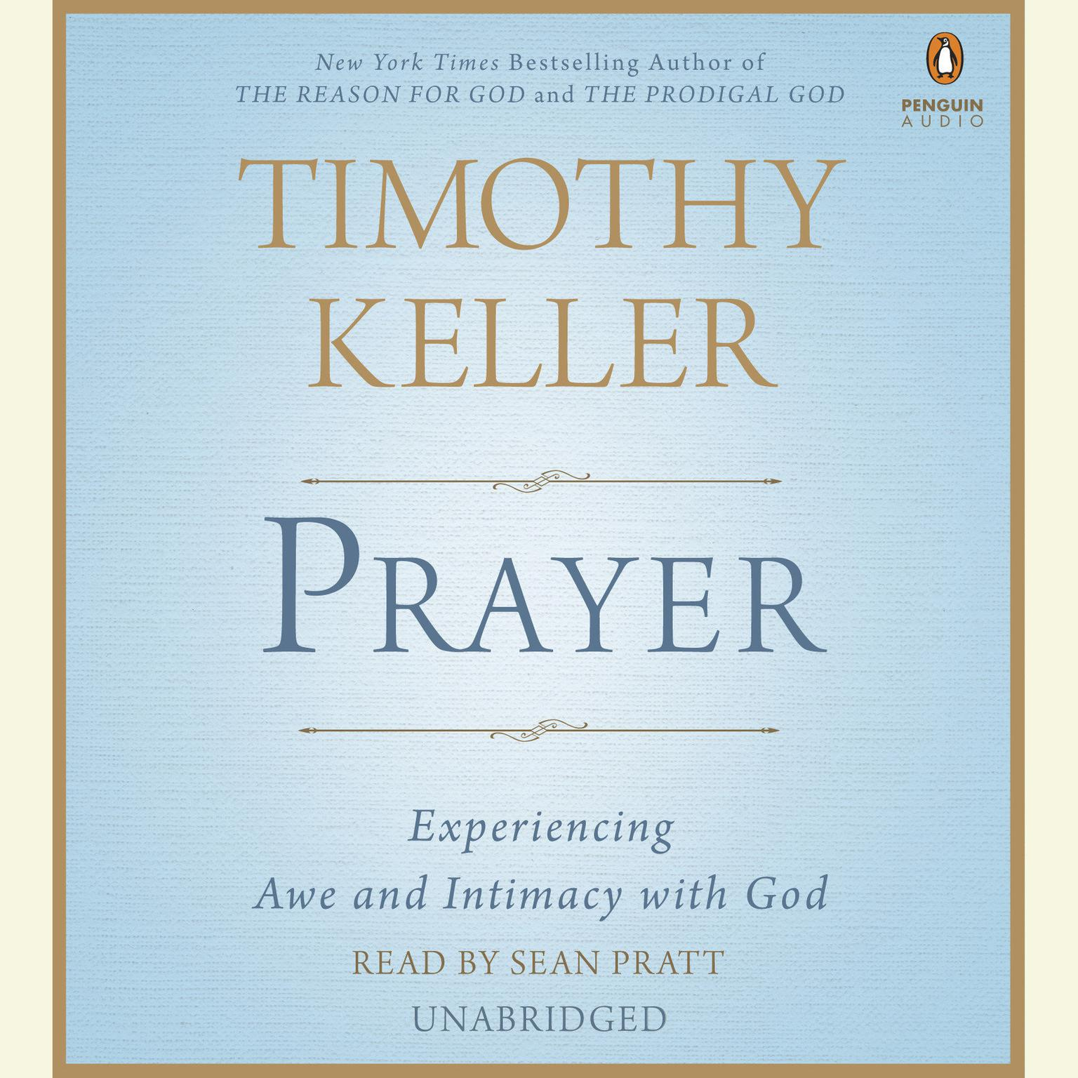 Printable Prayer: Experiencing Awe and Intimacy with God Audiobook Cover Art