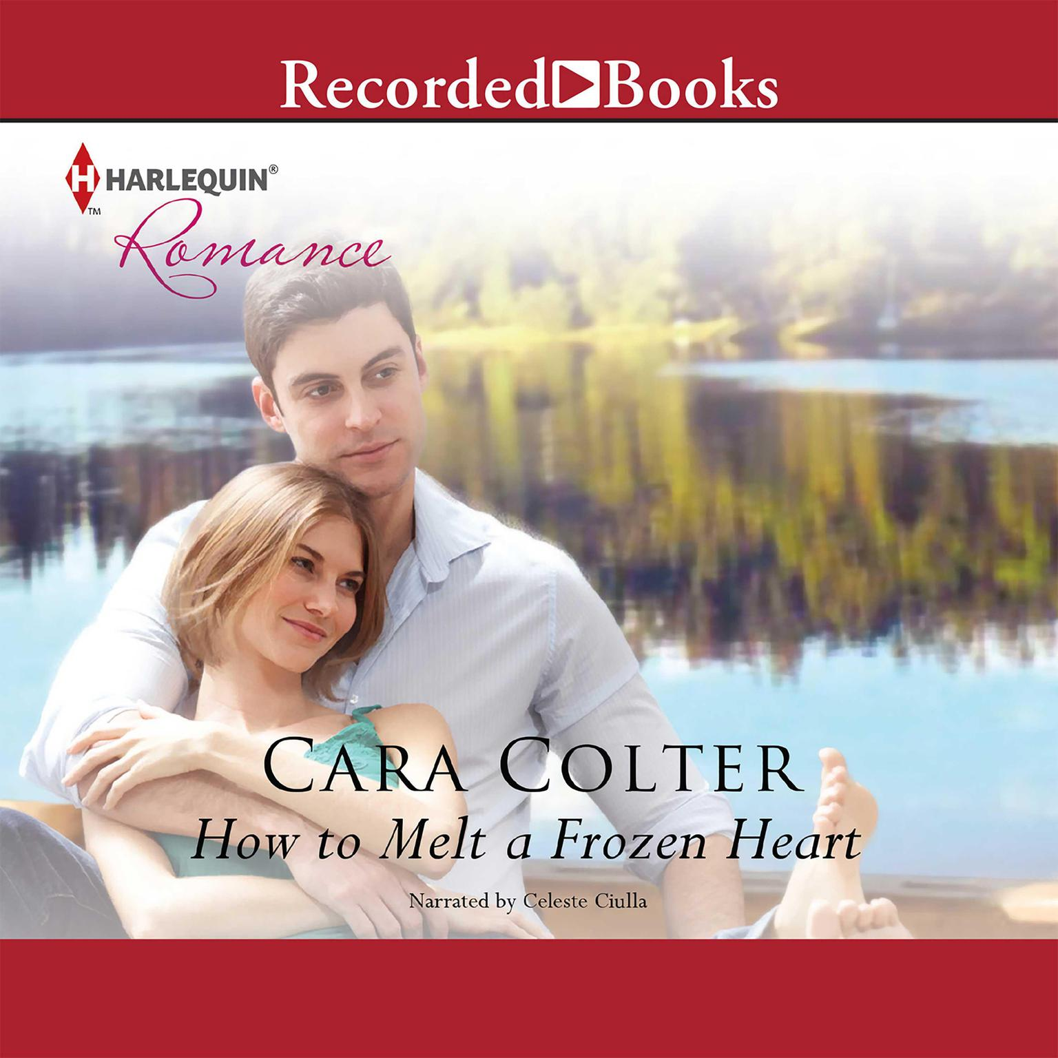 Printable How to Melt a Frozen Heart Audiobook Cover Art