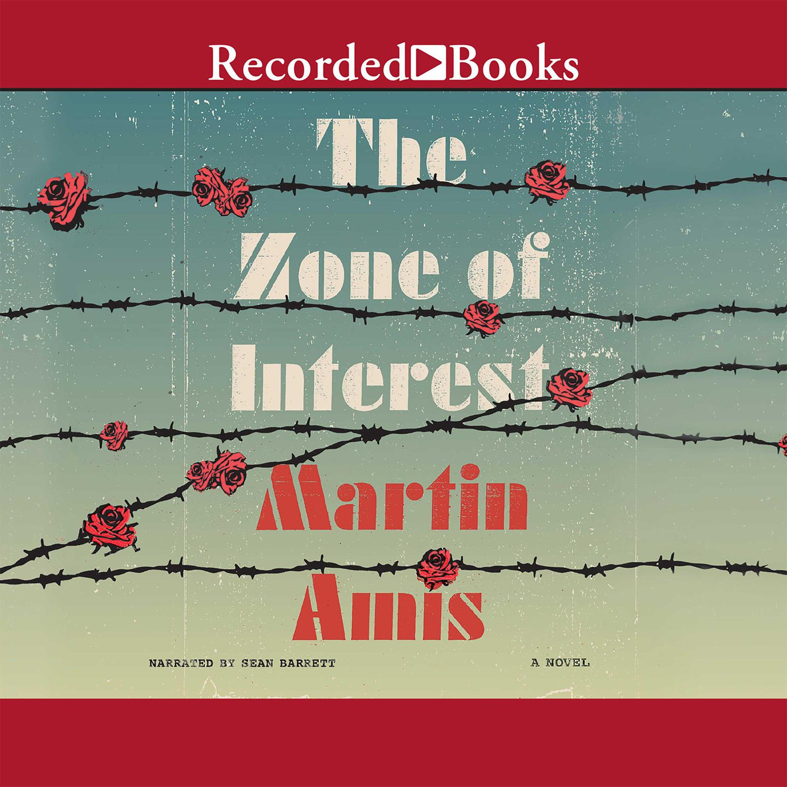 Printable The Zone of Interest Audiobook Cover Art
