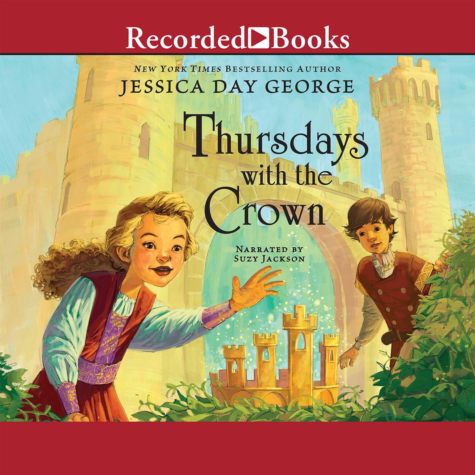 Printable Thursdays with the Crown Audiobook Cover Art