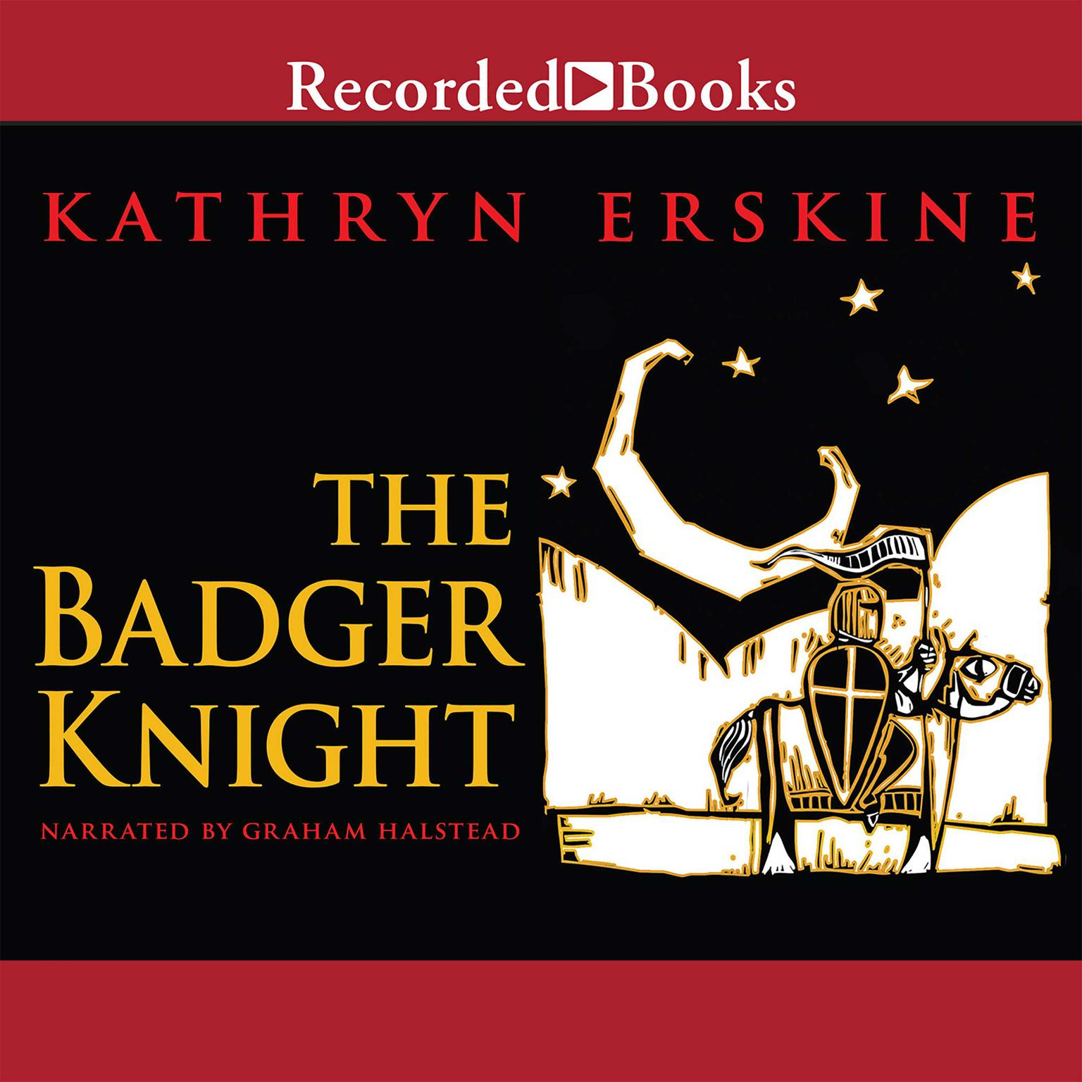 Printable The Badger Knight Audiobook Cover Art