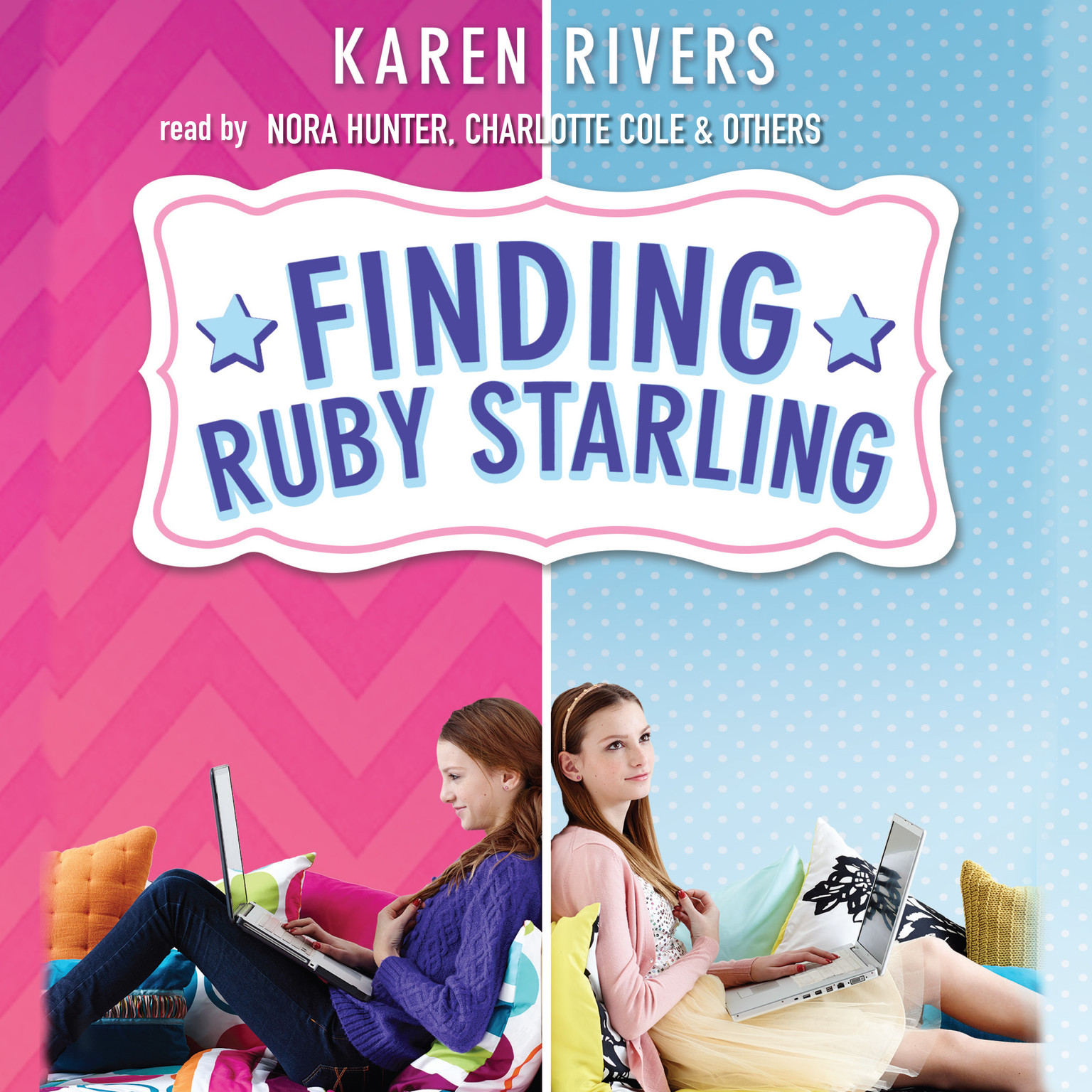 Printable Finding Ruby Starling Audiobook Cover Art