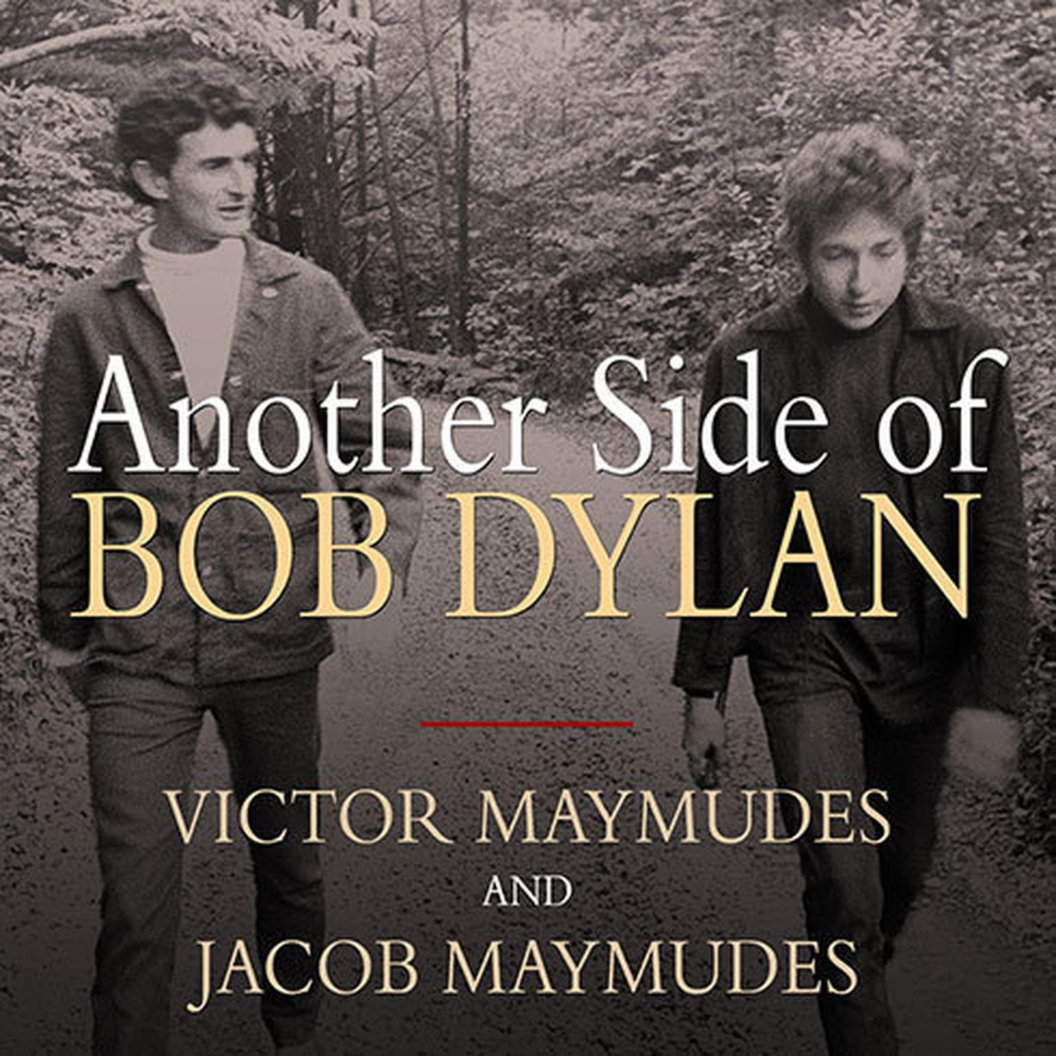 Printable Another Side of Bob Dylan: A Personal History on the Road and off the Tracks Audiobook Cover Art