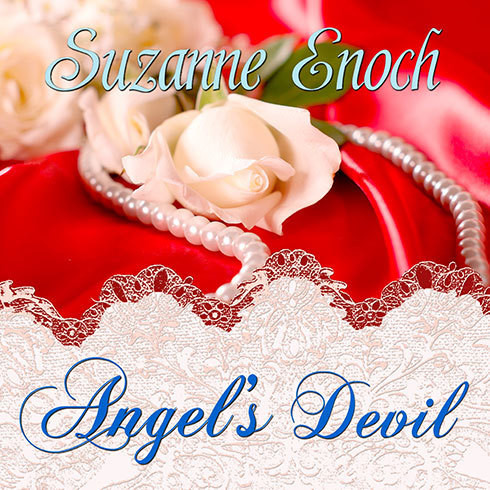Printable Angel's Devil Audiobook Cover Art