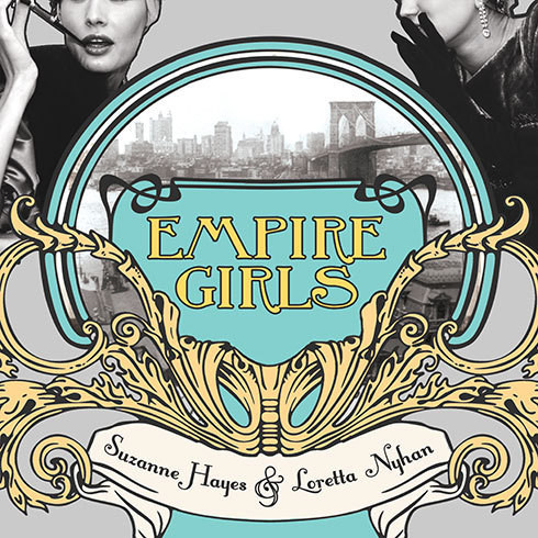 Printable Empire Girls Audiobook Cover Art