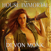 House Immortal Audiobook, by Devon Monk