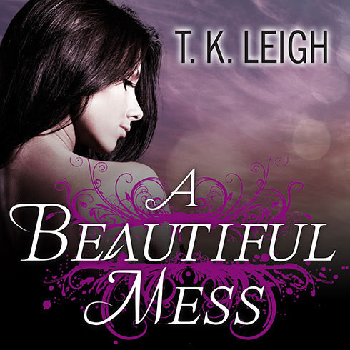 Printable A Beautiful Mess Audiobook Cover Art