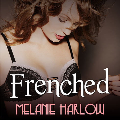 Printable Frenched Audiobook Cover Art