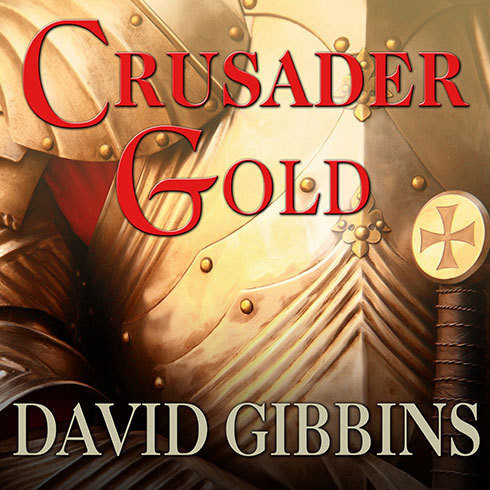 Printable Crusader Gold Audiobook Cover Art