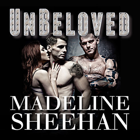 Printable Unbeloved Audiobook Cover Art
