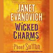 Wicked Charms: A Lizzy and Diesel Novel Audiobook, by Janet Evanovich