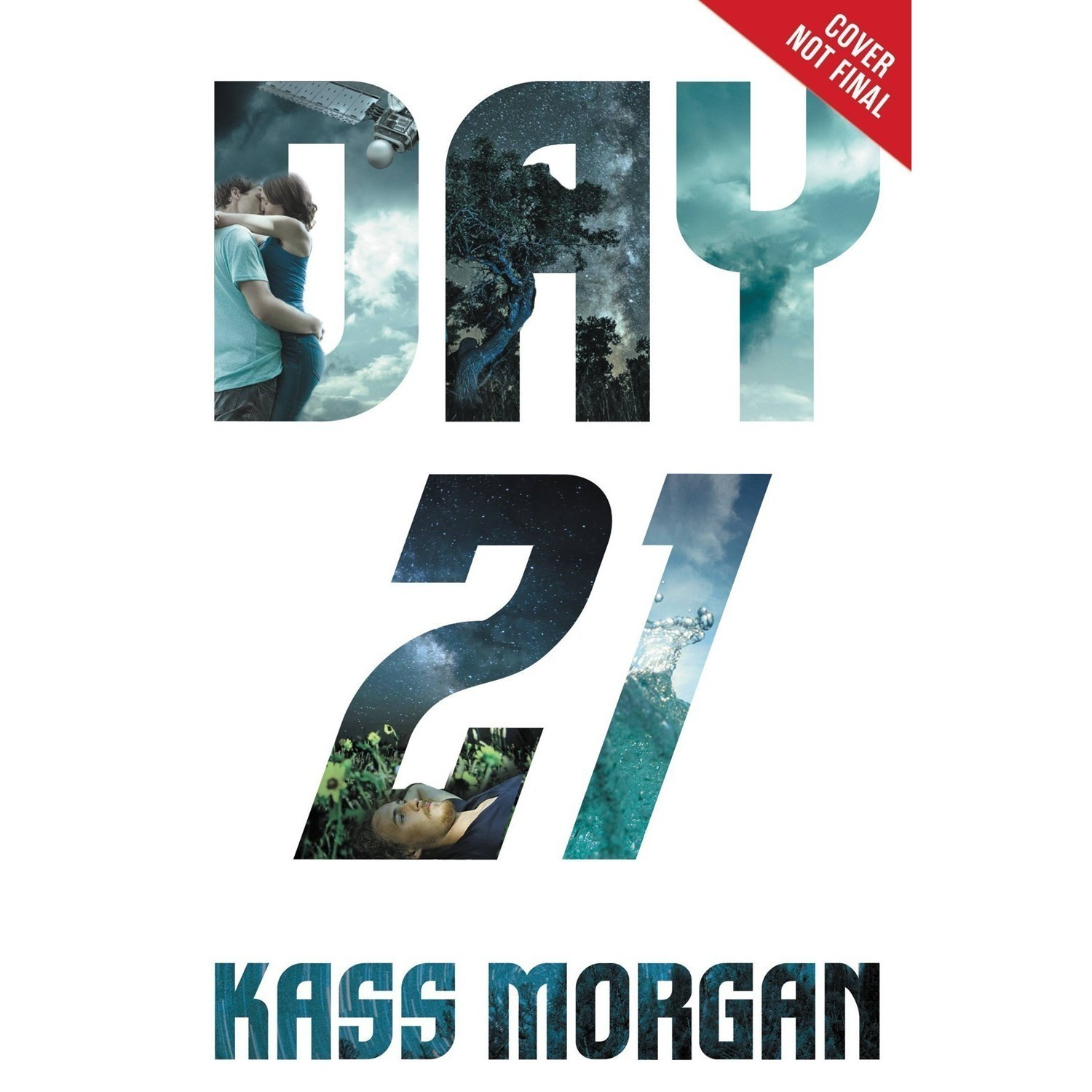 Printable Day 21 Audiobook Cover Art