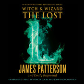 The Lost Audiobook, by James Patterson