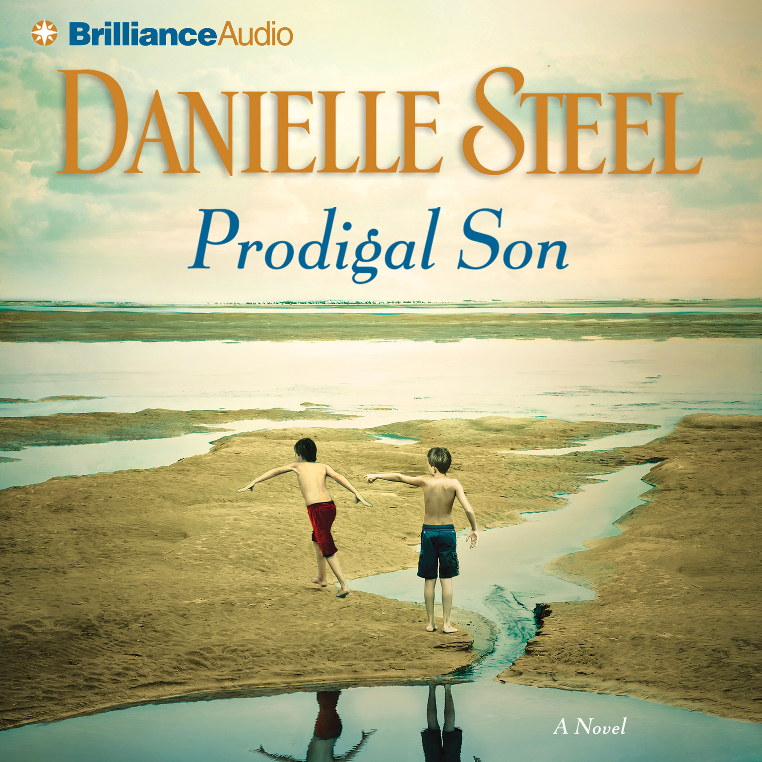 Printable Prodigal Son: A Novel Audiobook Cover Art