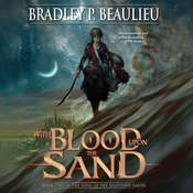 With Blood Upon the Sand Audiobook, by Bradley P. Beaulieu