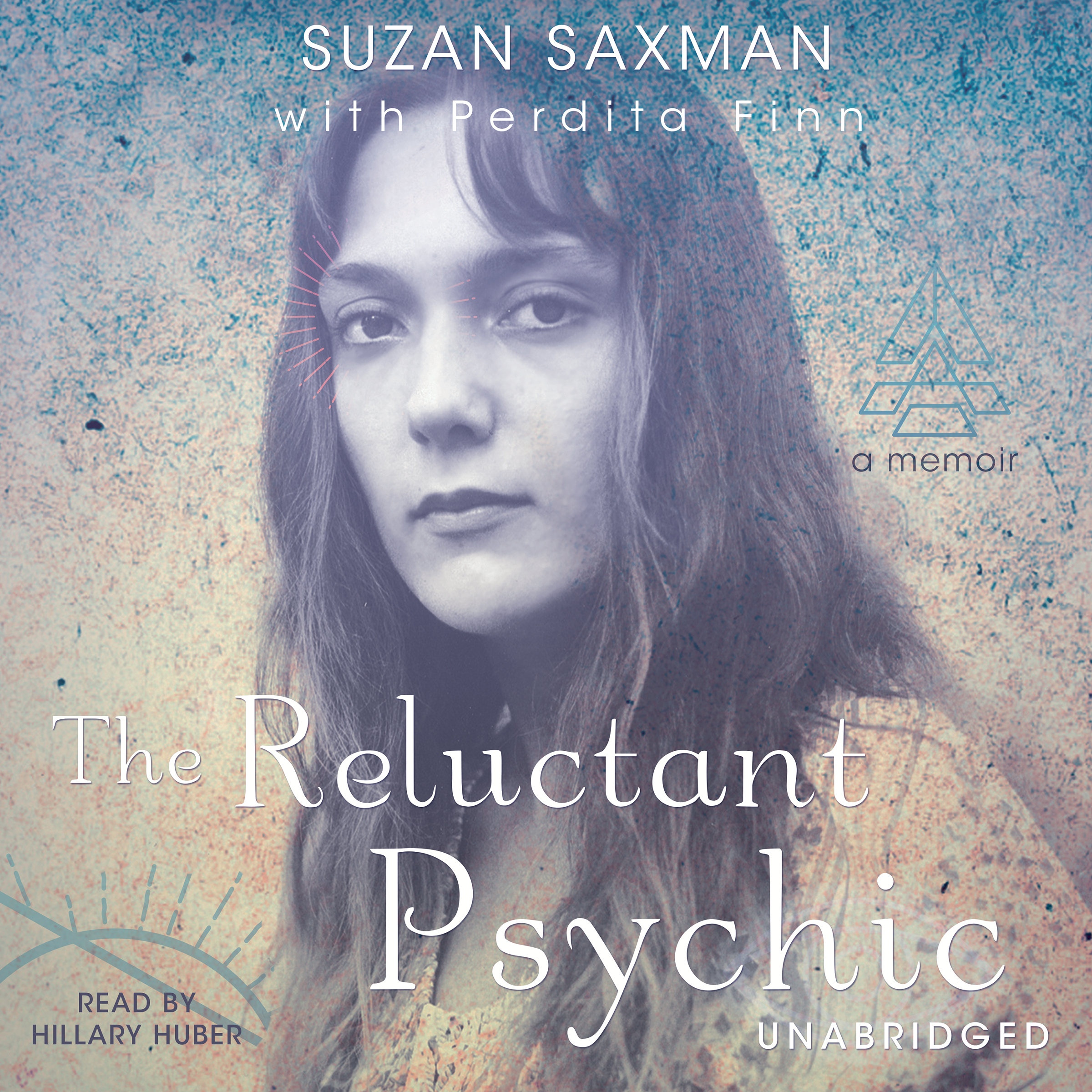 Printable The Reluctant Psychic: A Memoir Audiobook Cover Art