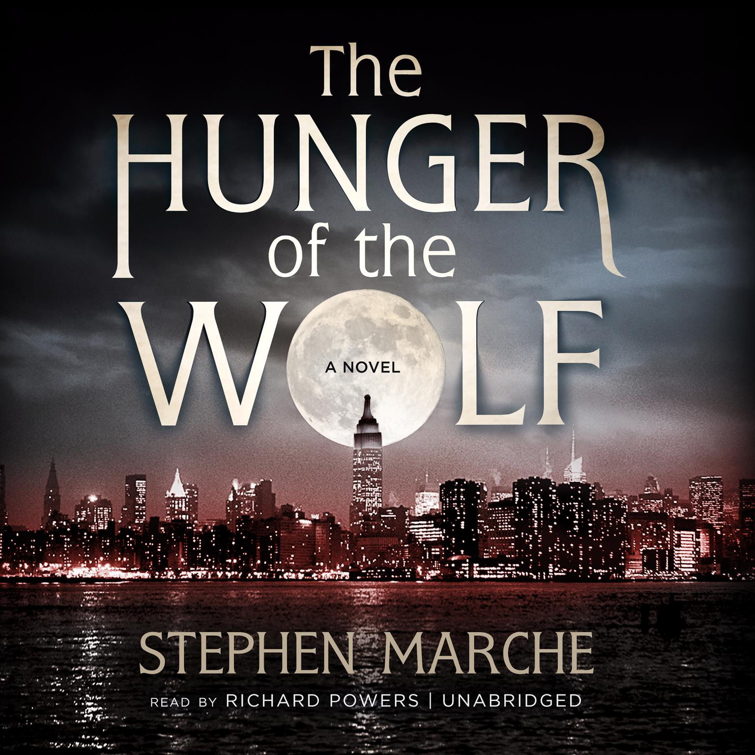 Printable The Hunger of the Wolf: A Novel Audiobook Cover Art