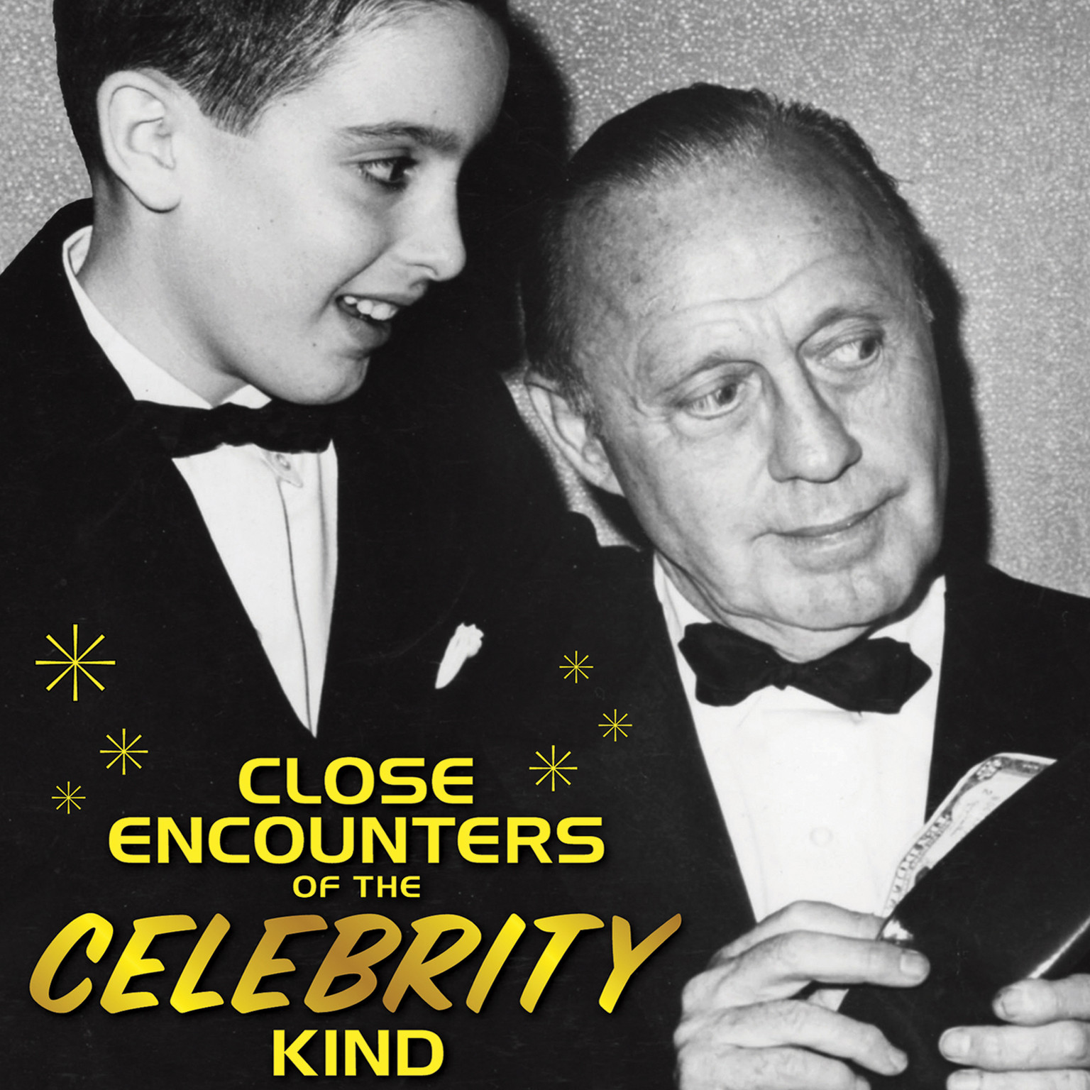 Printable Close Encounters of the Celebrity Kind Audiobook Cover Art