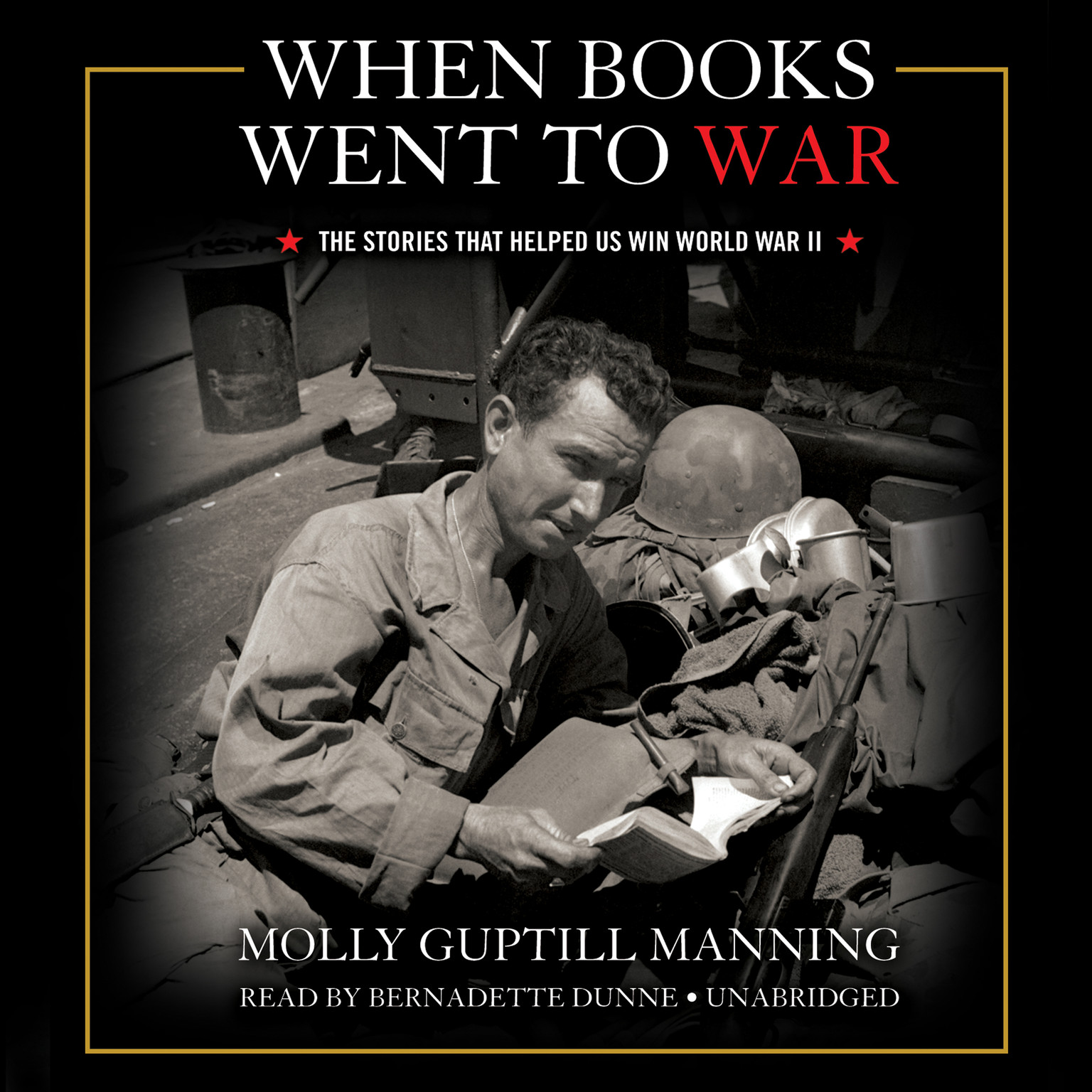 Printable When Books Went to War: The Stories That Helped Us Win World War II Audiobook Cover Art