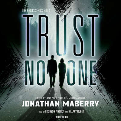Trust No One Audiobook, by Jonathan Maberry