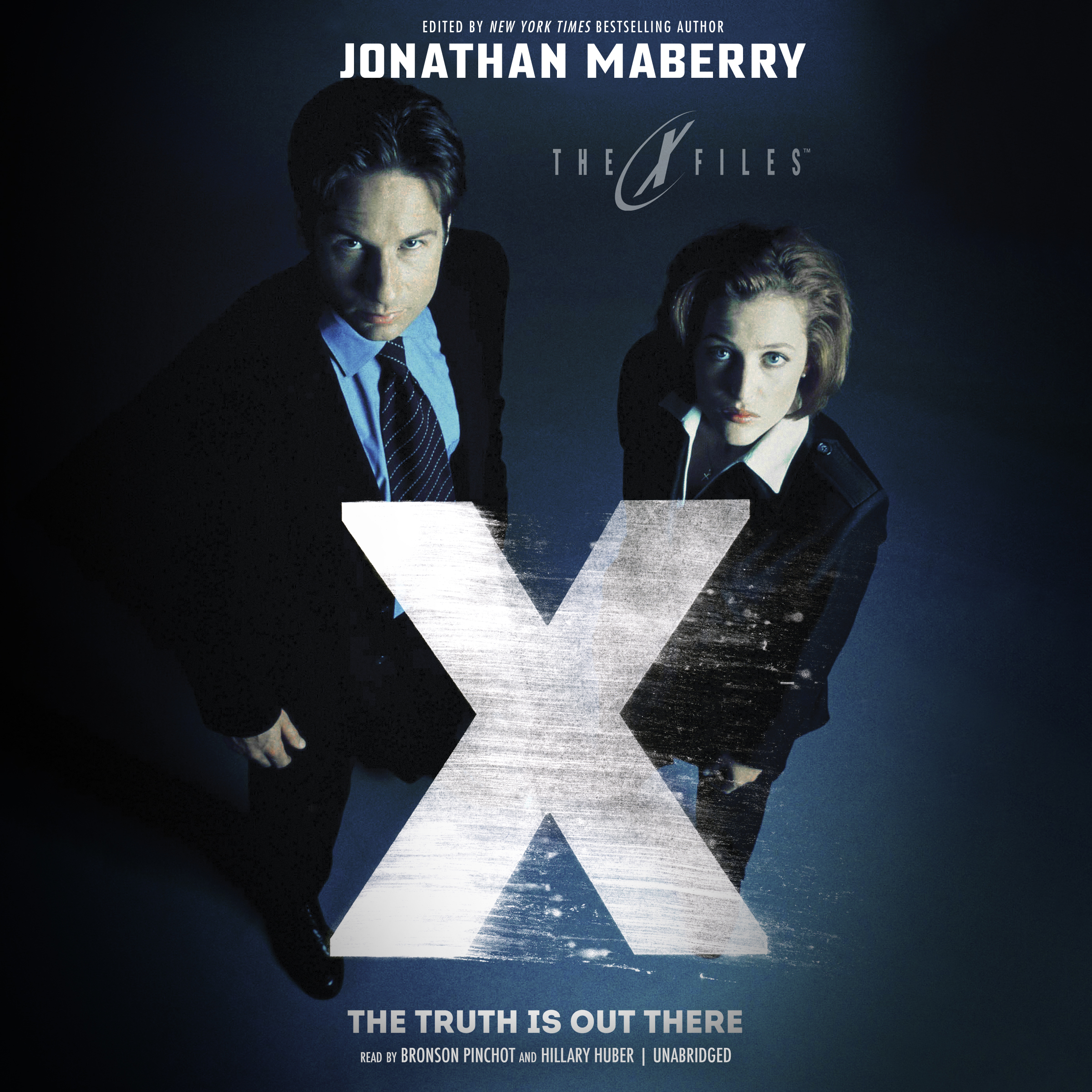 Printable The Truth Is out There: X-Files, Volume Two Audiobook Cover Art