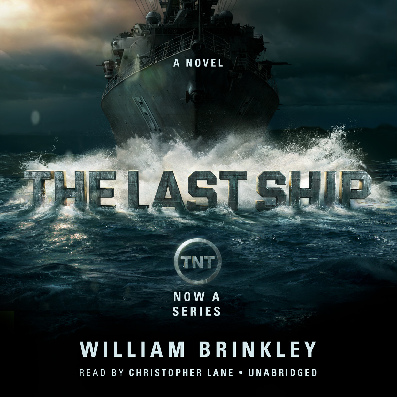 Printable The Last Ship: A Novel Audiobook Cover Art