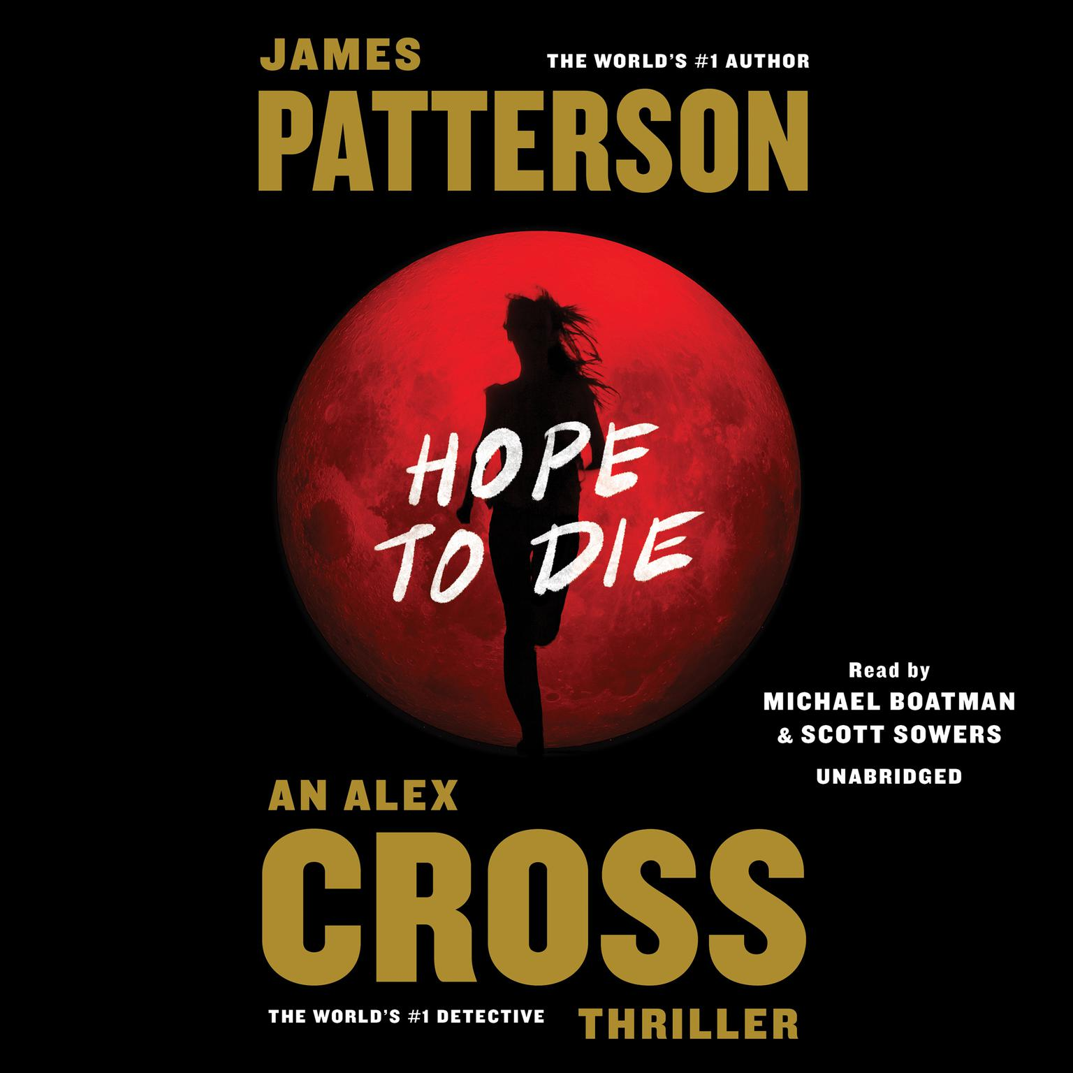 Printable Hope to Die Audiobook Cover Art