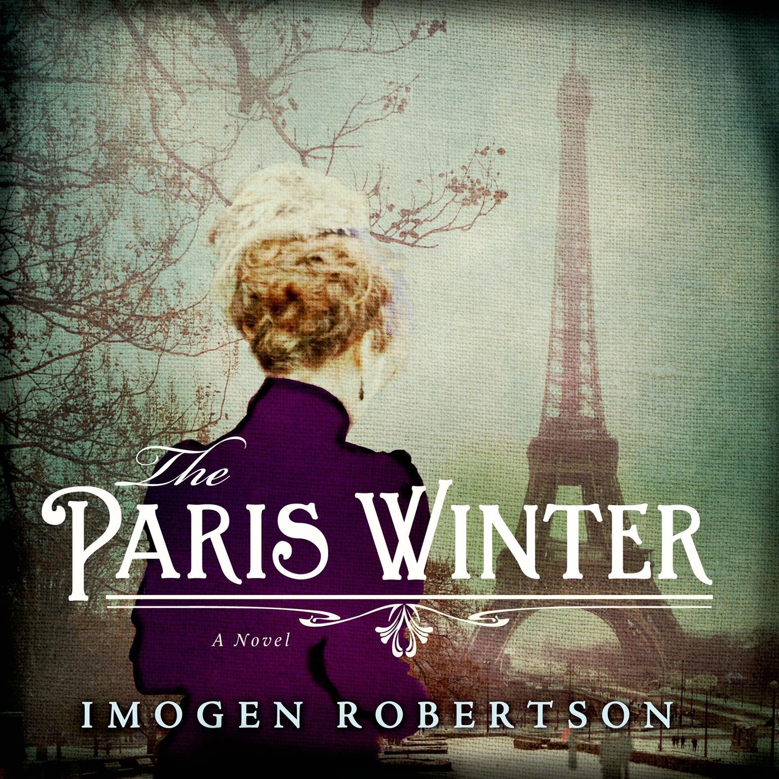 Printable The Paris Winter: A Novel Audiobook Cover Art