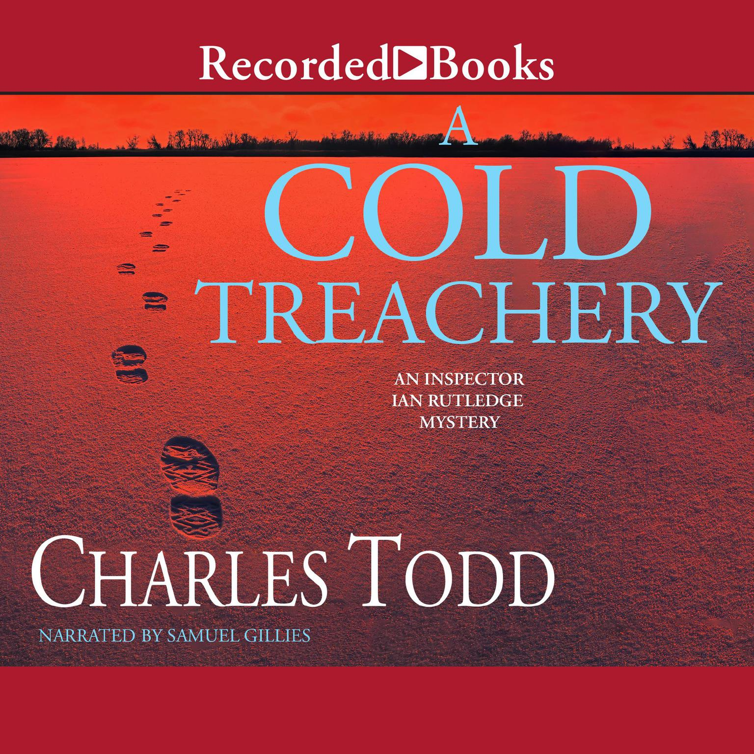 Printable A Cold Treachery Audiobook Cover Art