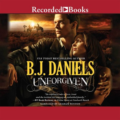 Unforgiven Audiobook, by B. J. Daniels
