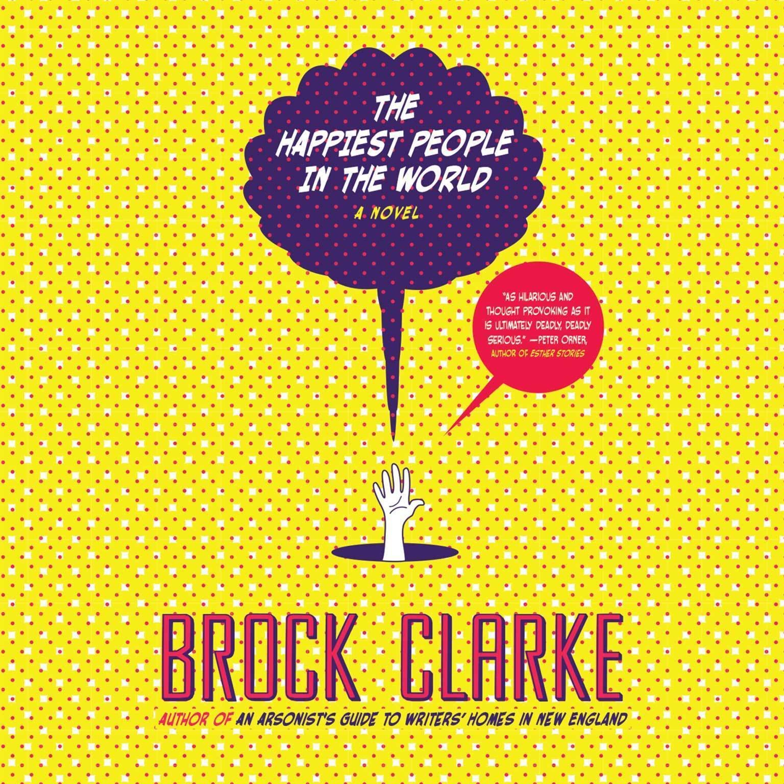 Printable The Happiest People in the World Audiobook Cover Art