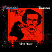 Select Stories of Edgar Allan Poe Audiobook, by Edgar Allan Poe