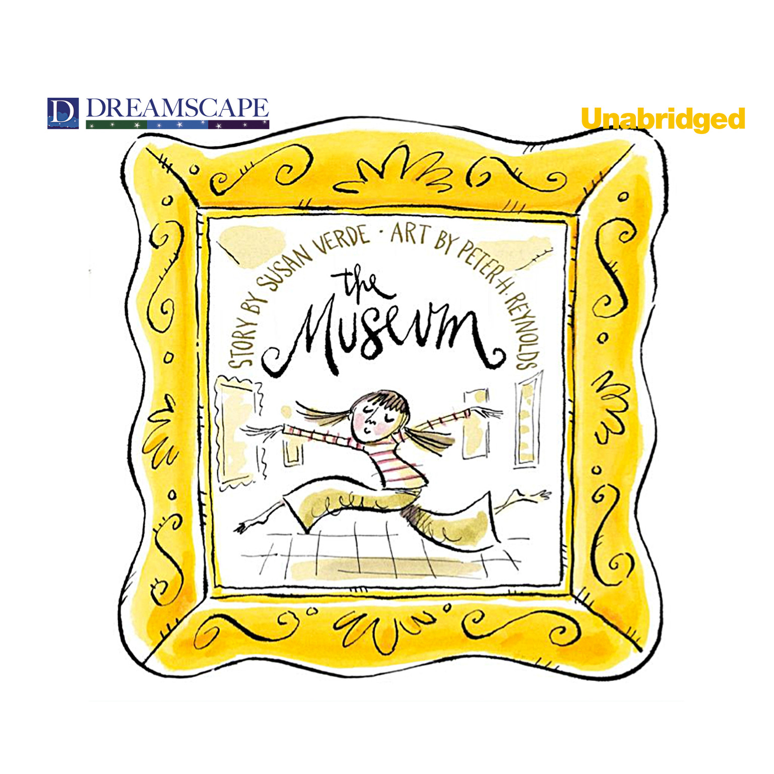 Printable The Museum Audiobook Cover Art