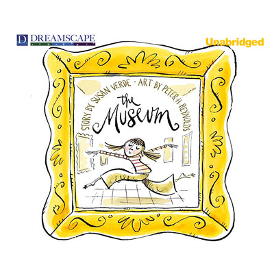 The Museum Audiobook, by Susan Verde