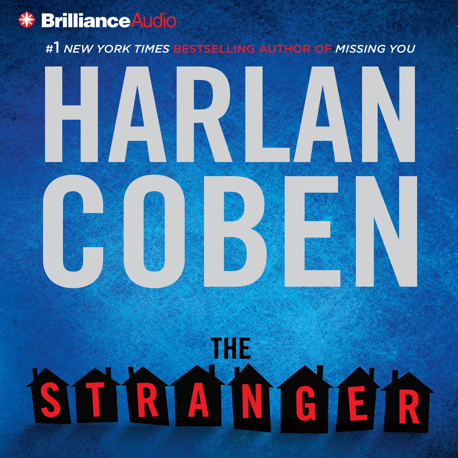 Printable The Stranger Audiobook Cover Art