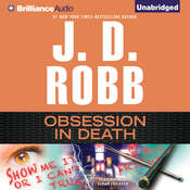 Obsession in Death, by J. D. Robb