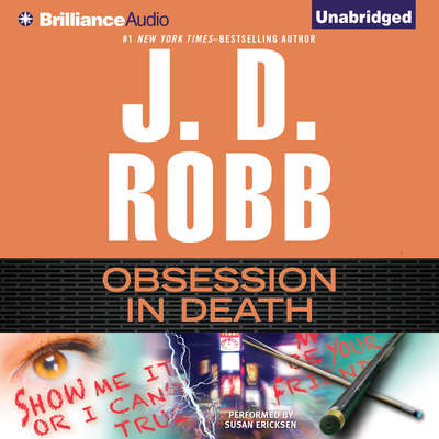 Obsession in Death Audiobook, by
